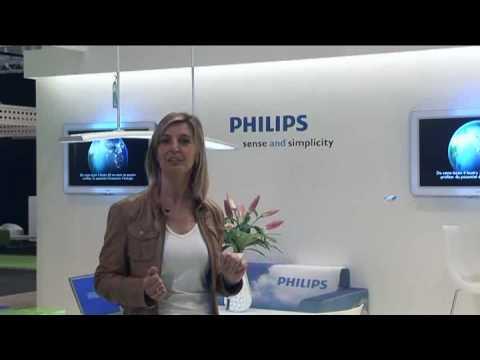 Philips tait pr sent au salon cebeo technologie 09 youtube for Salon nouvelle technologie