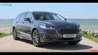 Motors.co.uk - Ford Mondeo Estate Review 2019