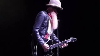 Billy F Gibbons - Just Got Paid (Houston 11.09.18) HD