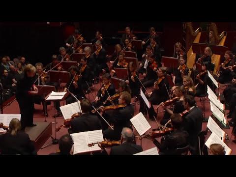 Schostakowitsch: 7. Sinfonie  (»Leningrader«) ∙ hr-Sinfonieorchester ∙ Marin Alsop