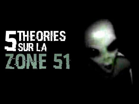 ⛔️ 5 THEORIES SUR LA ZONE 51 (#51)
