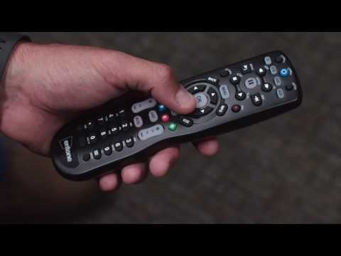 How to Use your TV Remote Control