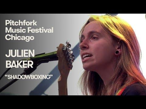 "Julien Baker Performs ""Shadowboxing�   Pitchfork Music Festival 2018"