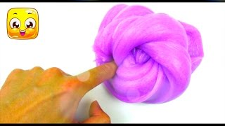 How To Make Fluffy Slime without Shaving Cream, Foaming Hand Soap, Gel! DIY Shampoo slime with Glue!
