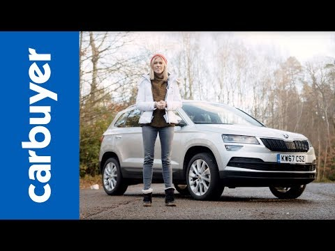 New Skoda Karoq SUV review - Say hello to the Yeti replacement - Carbuyer