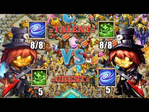 EMPOWER 8 PD VS REGENERATE 8 PD CASTLE CLASH