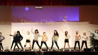 TPYC DanceClub聖誕聯歡 2015-2016