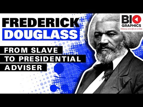 Frederick Douglass: From Slave to Presidential Advisor