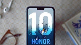 Первый взгляд на Honor 10 [4k]