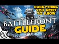 Star Wars: Battlefront FULL GUIDE - Gameplay Tips, Heroes, Vehicles & More (1080p)