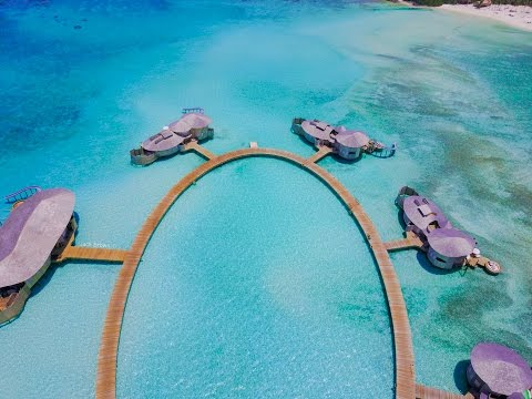 Soneva Jani Maldives Super Luxury Hotel Drone Clip and our beautiful memory