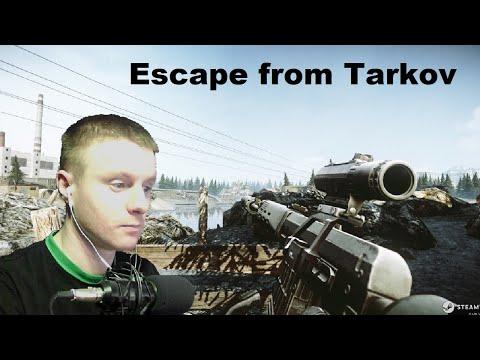 Escape From Tarkov ПОДАРОК ОТ ПОДПИСЧИКА СТРИМ ТЕСТ - SEGINPLAY / #EscapefromTarkov