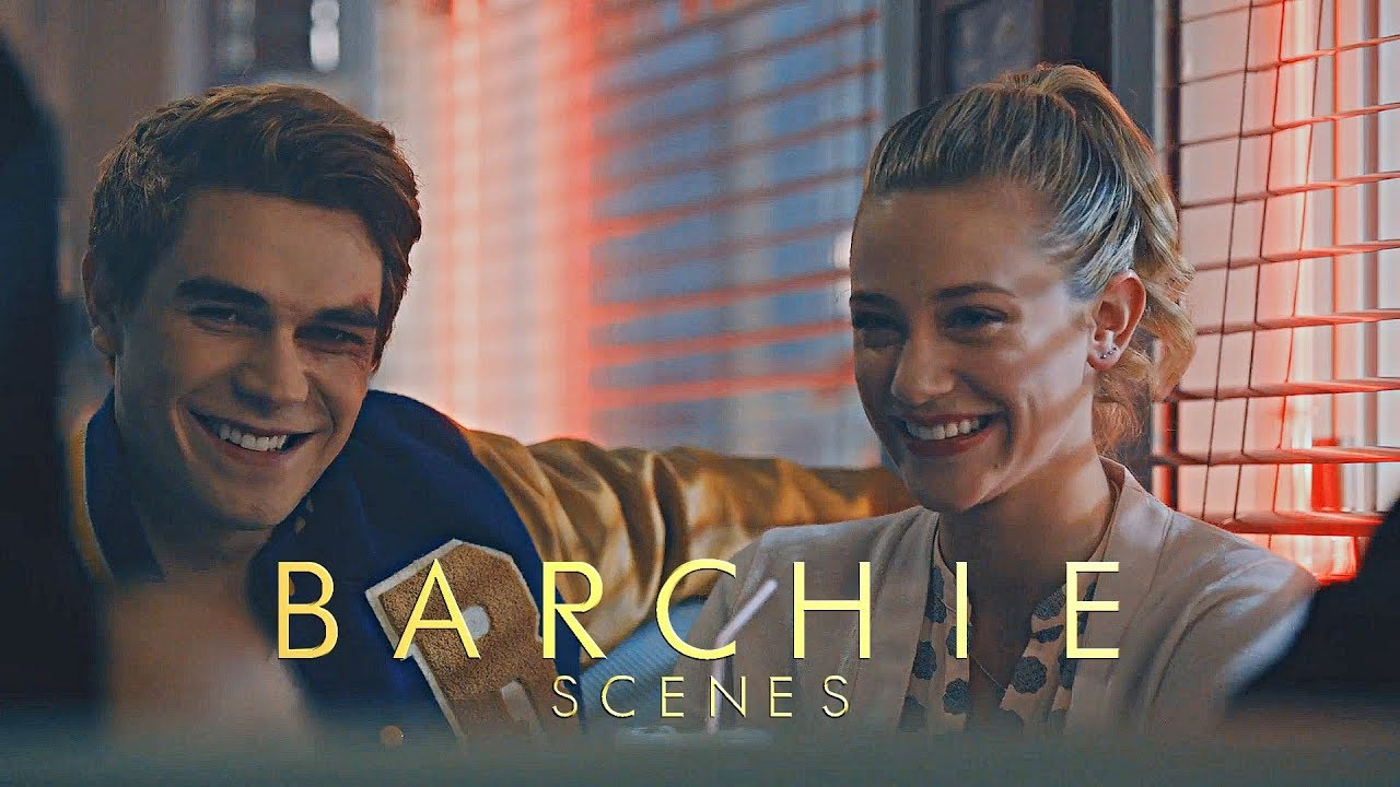 Betty & Archie Scenes [Logoless+1080p] (Riverdale) [S1]