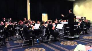 North West Wind Ensemble: Concerto for Band