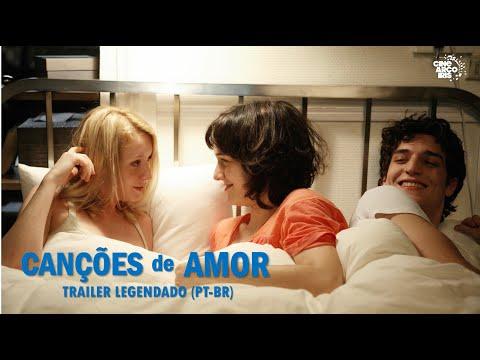Trailer do filme Sobre Amigos e Canções