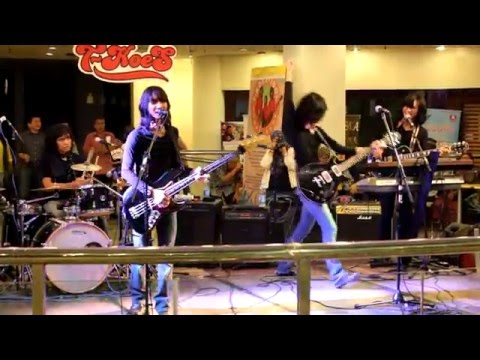 "T-koes Band "" Jemu """