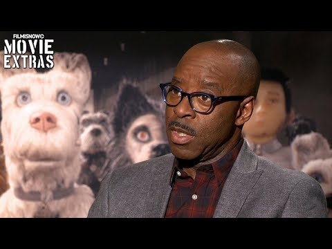 ISLE OF DOGS (2018) Courtney B. Vance talks about his experience making the movie