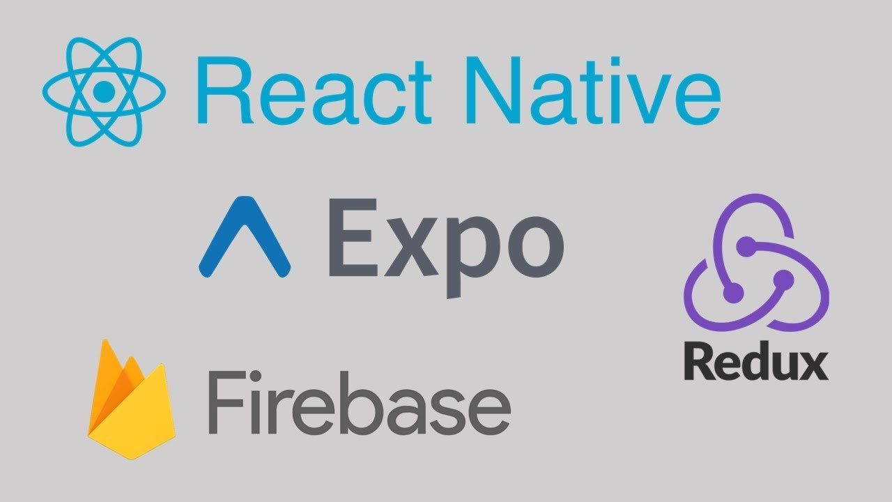 React Native / Expo: Redux and Firebase Starter Tutorial