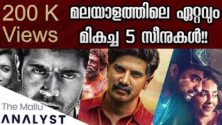 Best 5 scenes in Malayalam Movies - Decoding | The Mallu Analyst