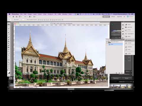 เทคนิคการใช้ Lightroom & Photoshop ปรับแต่งภาพขั้นสูง