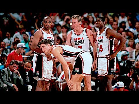 c3913a47 Original Dream Teamer Christian Laettner Builds His