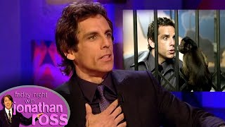 Ben Stiller Seduced by 'Menstrual Monkey' | Friday Night With Jonathan Ross