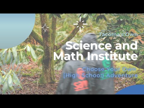 The Science and Math Institute - Imagine Going to School in a Giant Park and Zoo!