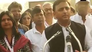UP CM attends 'World Sparrow Day' event in Lucknow