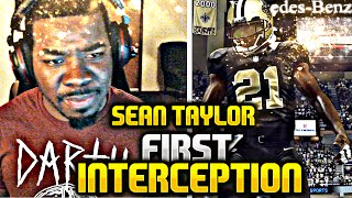 SEAN TAYLOR FIRST INTERCEPTION !!! Madden NFL 16 Ultimate Team - Thats Your Defense? MUT 16