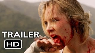 Lady Bloodfight Official Trailer #2 (2017) Amy Johnston Action Movie HD