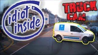 UK Dash Cam | IDIOT DRIVERS | TRUCK CAM #8