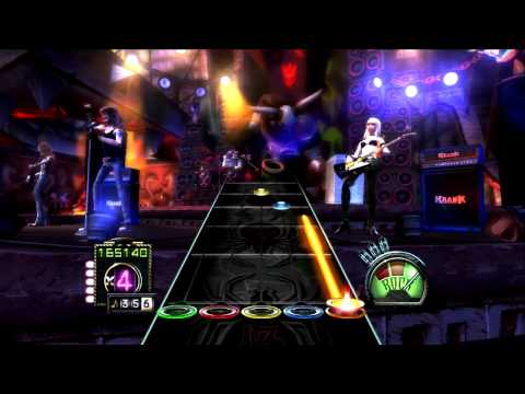 The Killers - When You Were Young (GUITAR HERO 3 100% FC Expert) [HD]