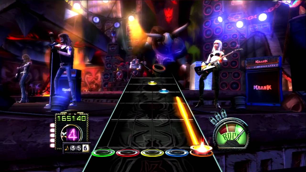 The killers when you were young guitar hero 3 100 fc expert hd youtube - Guitar hero 3 hd ...