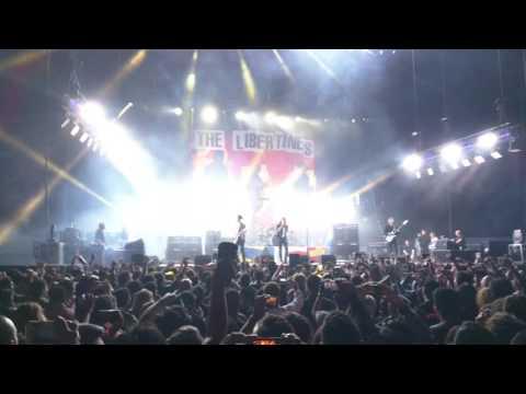 The Libertines - What Katie did. @ Arena Ciudad de México. Mexico city. 05-10-16