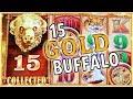 Huge Suprise Win! Buffalo Gold Revolution Slot Machine ...
