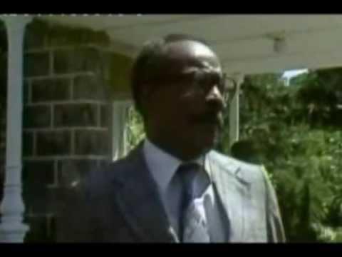 Sir Paul Scoon, G-G  of Grenada
