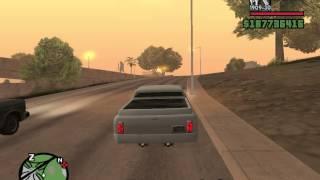 GTA San Andreas: Slamvan