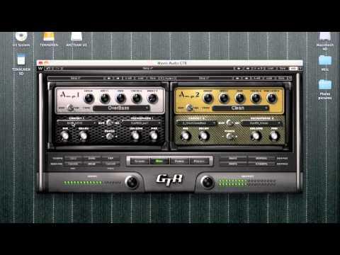 Recording 101 - Mid Range Heavy Rock Bass Tone using Waves GTR3