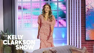 Jessica Alba Surprises New Mom With A Head-To-Toe Makeover  | The Kelly Clarkson Show