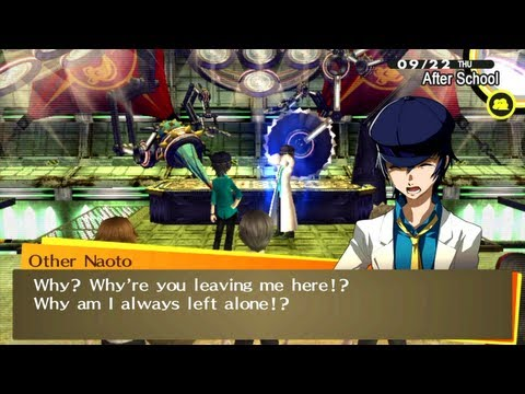 Смотрите сегодня Persona 3 FES: Final Boss Erebus [The