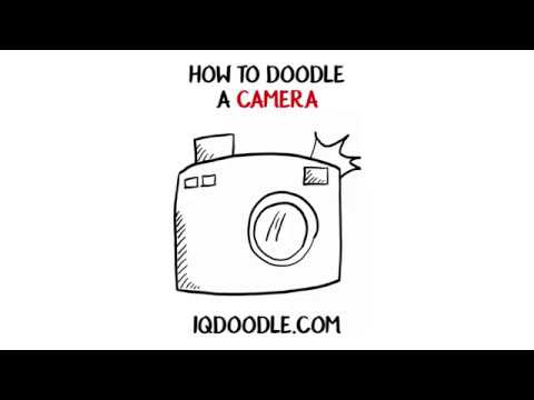 How to Draw a Camera (drawing tips)
