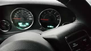 Jeep JK диагностика
