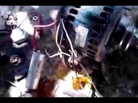 general electric motors wiring diagram motor power    electric    como conectar simple conexion youtube  motor power    electric    como conectar simple conexion youtube