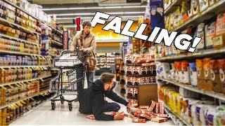 Falling Is The New MrBeast!