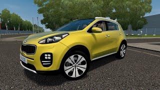 City Car Driving 1.5.9.2 KIA Sportage