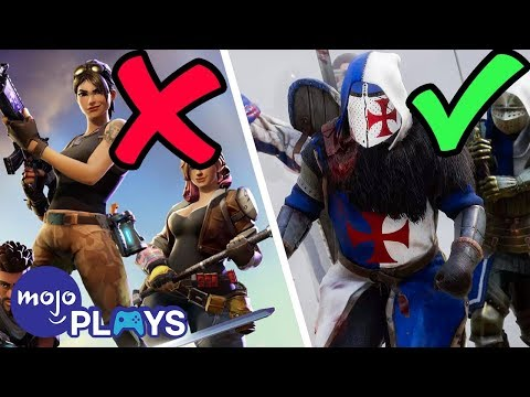 2019 Games To Play Instead Of Fortnite