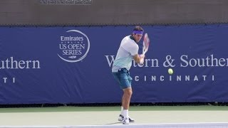 Juan Martin del Potro   Ultimate Compilation - Forehand - Backhand - Volley - Serve - 2013 Cincinnat