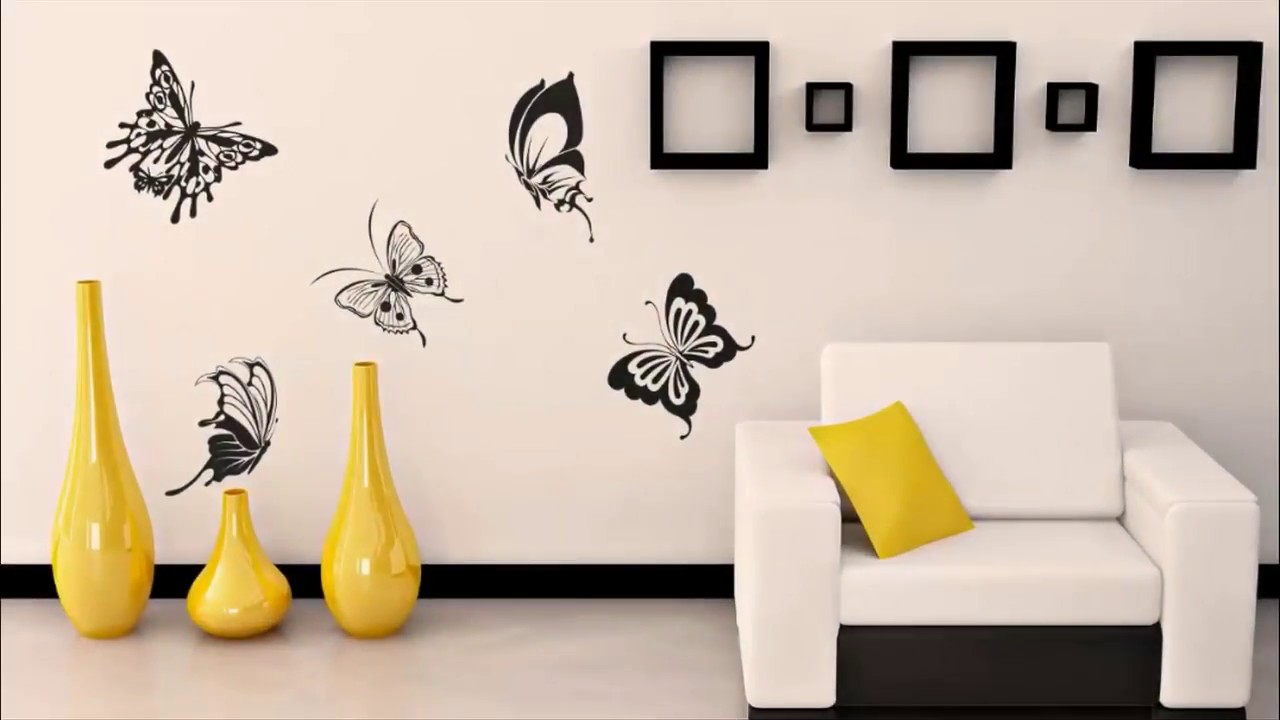 Ideas para decorar una sala economica y peque a youtube for Como decorar mi sala pequena