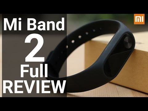 Mi Band 2 - World's Best Budget Fitness Tracker