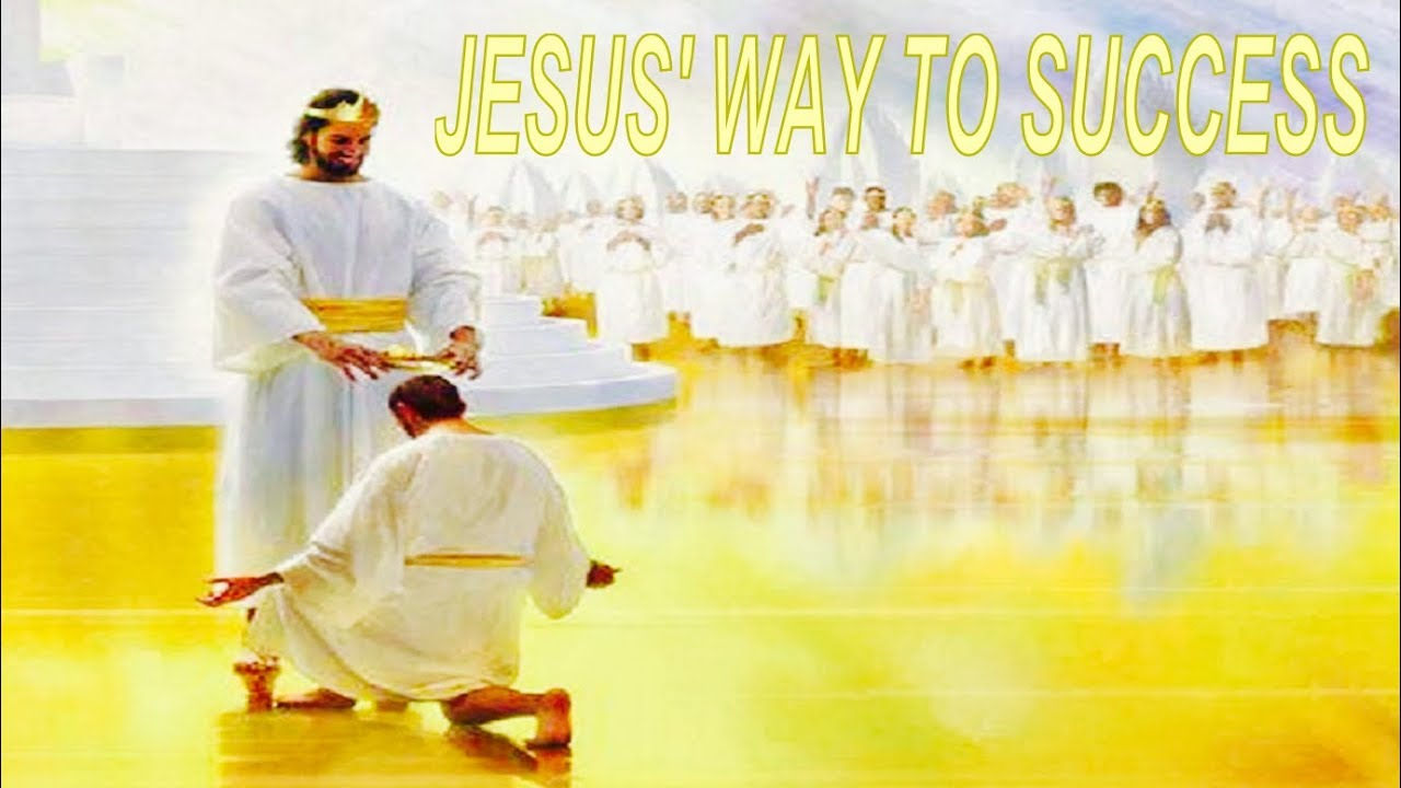 Jesus' Way To Success